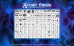 Arcane Smoke by DarkGeometryArt