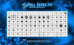 Spell Effects Brushes by DarkGeometryArt