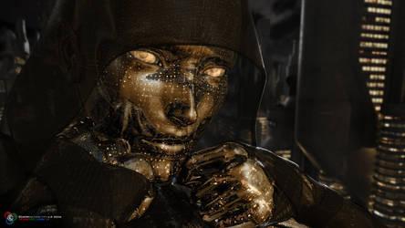 Cybernetic by DarkGeometryArt