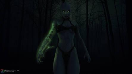 Ghoul Necro by DarkGeometryArt