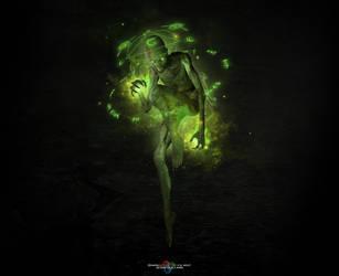 Arcane Horror by DarkGeometryArt