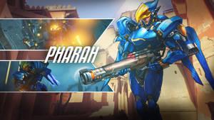 Pharah-Wallpaper-2560x1440 by PT-Desu