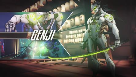 Genji-Wallpaper-2560x1440 by PT-Desu