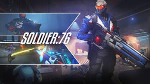 Soldier76-Wallpaper-2560x1440 by PT-Desu