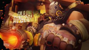 Overwatch - Oink Oink! by PT-Desu