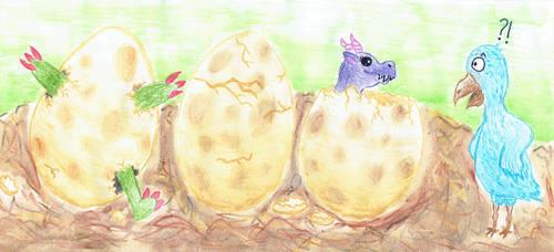 Dragon Birth by Pyrczak