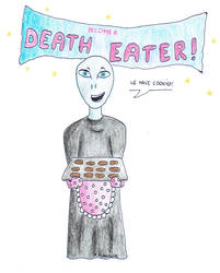 Voldemort the Cookie Lord by Pyrczak