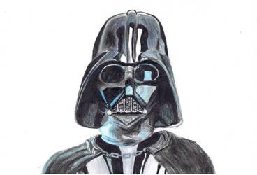 Darth Vader by Pyrczak