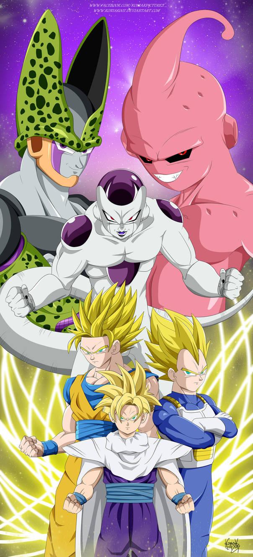 Dragon Ball Z by Koniak007