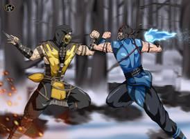02. Let's Play: Mortal Kombat by Koniak007