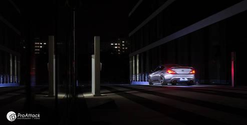 Hyundai Genesis on VOSSEN by PaMa05