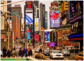 Times Square by lukeroberts