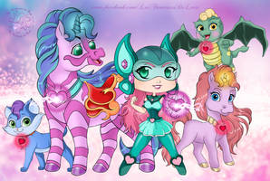 Tamara and Friends by laetcroft