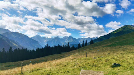 Mountains in Poland #2 by FreezeXY