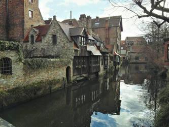 Brugge-Belgium  by FreezeXY