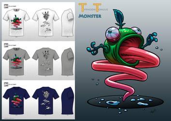 TT Monster by Ninni-V