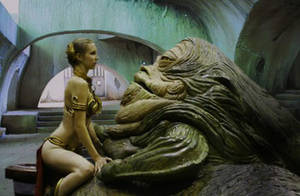 Within Jabba's Palace by Sheikahchica