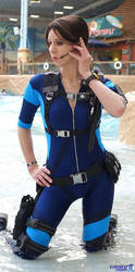 BSAA Agent Ashore by Sheikahchica