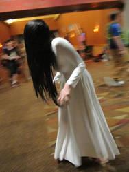 Sadako Stalks by Sheikahchica