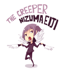 Chibi Nizuma Eiji by vmat