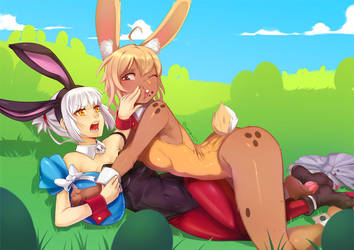 Easter Collab by vmat