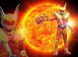 Kamen Rider Meteor Flare by tuanenam