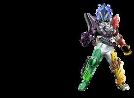 Kamen Rider OOO Ultimate Combo by tuanenam