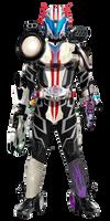 Kamen Rider Drive Type Crosser by tuanenam