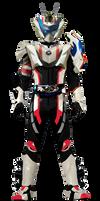 Kamen Rider Mach Macher by tuanenam