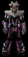Kamen Rider Chaser Shinigami by tuanenam
