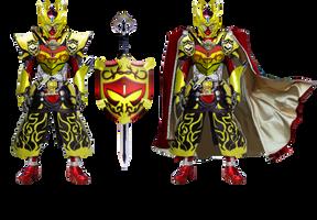 Kamen Rider Baron - (Kachidoki Version) by tuanenam