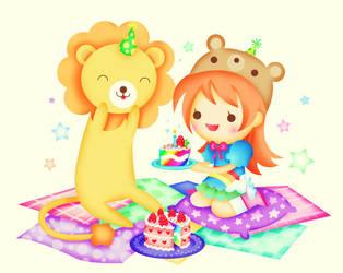 Happy Birthday, Squeaky by rincharmie