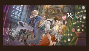 Merry Christmas to all ^^ by soul-whisper
