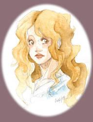 Luna Watercolor by soul-whisper