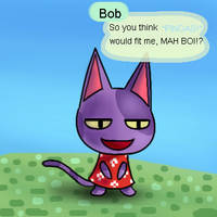Animal Crossing humor, lulz by Sklavenbrause