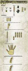 Steampunk Hand in Walkthrough by aternox