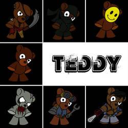 TEDDY by aternox