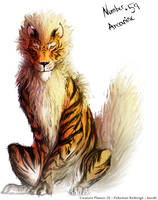 Arcanine by kovah