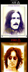 Beatles Elements by JustinThymePendragon