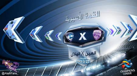 AlAin X AlHilal AFC 1 12 2013 3 by einwi
