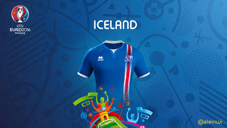 Iceland Kits #EURO2016 by einwi