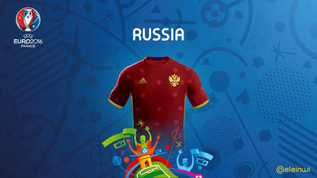 Russia Kits #EURO2016 by einwi