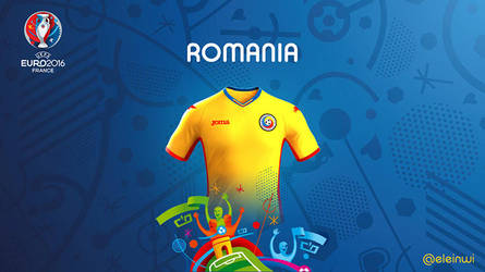 Romania Kits #EURO2016 by einwi