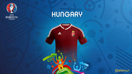 Hungary Kits #EURO2016 by einwi