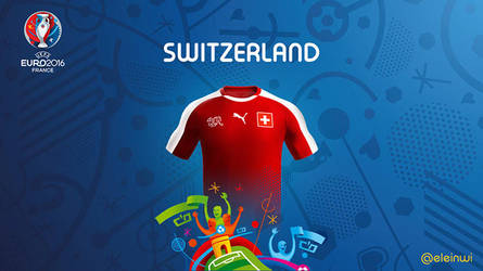 Switzerland Kits #EURO2016 by einwi