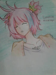 Lunetta Kisaragi by zaverei