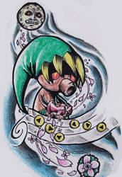 Deku Link by BonezVampire