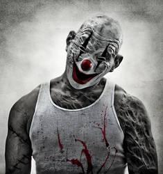 Disturbed - Morris The Clown by enikOne