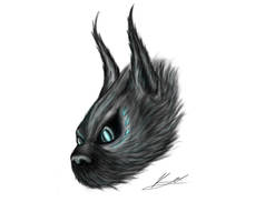 Wild Cat by uguom4e