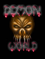 Demon by uguom4e